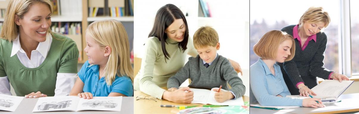 индивидуальное обучение дети