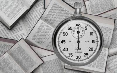 А с какой скоростью читаете Вы?